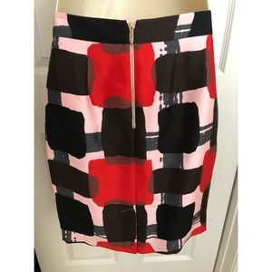 kate spade Skirts - Kate Spade New York Geometric Pencil Skirt
